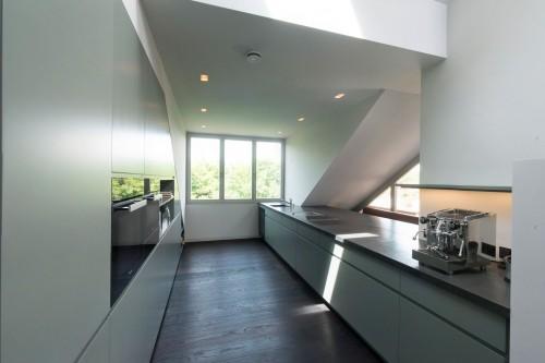 02 Loft-Kueche-Küchenblock mit Bora Kochfeld